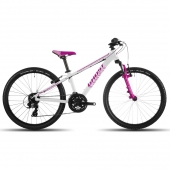 Ghost Powerkid 24 white/pink/palepink