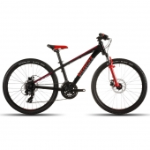 Powerkid 24 disc disc black/red/gray