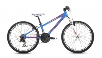 Superior XC 24 Racer blue/red