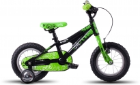 Ghost  Powerkid 12 black/green/white