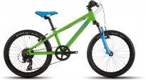 Ghost Powerkid 20 green/cyan/black
