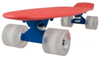 "Area Penny Board Understatement červený 22"" (56 cm)"