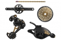 Sram Eagle XX1 12-speed sada, Triger, GXP 175 mm 38z Gold