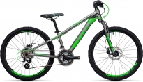 Cube Kid 240 Disc grey n flashgreen
