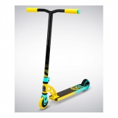 MGP VX6 Pro Scooter Turquoise/Yellow