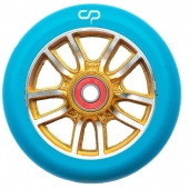 Crisp F1 Forged Wheel 110 Gold / Blue
