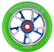Grit Bio Core Wheel 110 Blue / Green