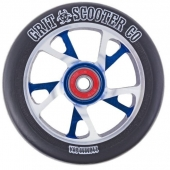 Grit Bio Core Wheel 110 Blue / Black