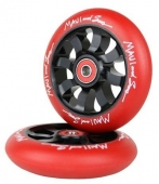 Maui Sharktooth 110 Wheel Red