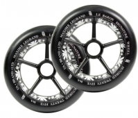 UrbanArtt Le Baron Signature Wheel 125 Black