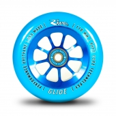 River Glide wheel 110 mm Blue