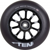 Lucky Ten 110 Wheel Black