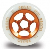 PROTO Gripper Wheel 110mm Orange / White
