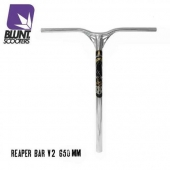 Blunt Reaper V2 ALU Bars 650 Polished