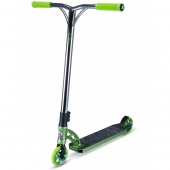 MGP VX7 Team Scooter Green