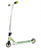 Slamm Urban XTRM II Scooter White/Green