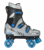 SFR Phoenix Quad Skate Grey / Blue