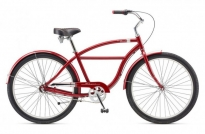 "Schwinn Fleet 27"" Brice Yard Red"