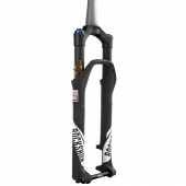 "Rock Shox Reba RL - Solo Air 100 29"" 15 x 100 Black, FastBlack Motion Control Remote"