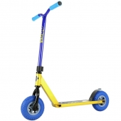 Grit D1 MY18 Dirt Scooter - Gold / Blue