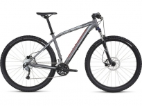 Specialized Rockhopper 29 Charcoal/Filthy White/Red 2016