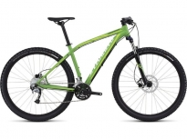 Specialized Rockhopper 29 Moto Green/White 2016