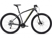 Specialized Rockhopper 29 Charcoal/Black/Green 2016