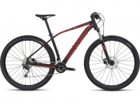 Specialized Rockhopper Expert 29 Black/Gloss Rocket Red 2016