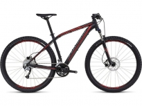 Specialized Rockhopper Sport 29 Black/Red/Charcoal 2016