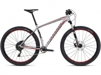 Specialized Crave Expert 29 Brushed/Black/Red 2016