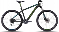 Horské kolo Ghost Kato 4 black/green/blue
